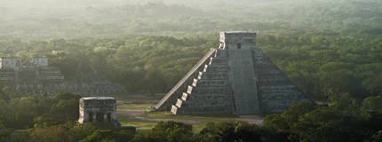 Cancún-Open the Gate to Chichen Itza ®